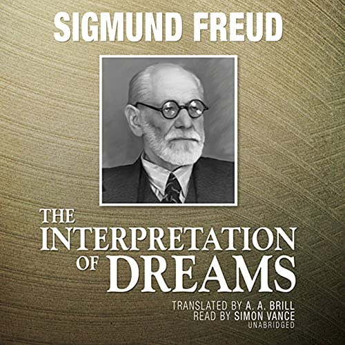 The Interpretation of Dreams cover art