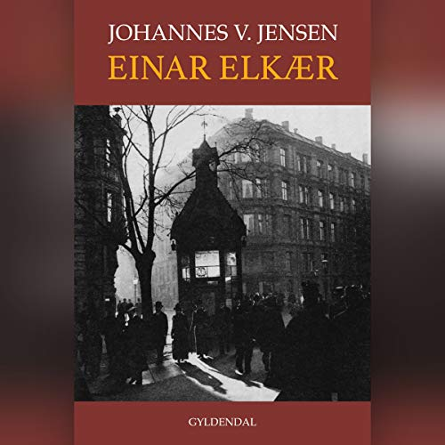 Einar Elkær audiobook cover art