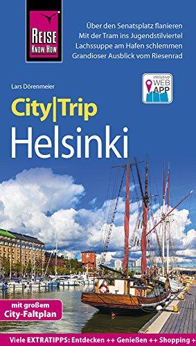 Reise Know-How CityTrip Helsinki: Reiseführer mit Faltplan und kostenloser Web-App: Reiseführer mit Stadtplan und kostenloser Web-App