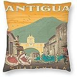 DayToy Stil Guatemala Antigua World Travel Art Poster 1