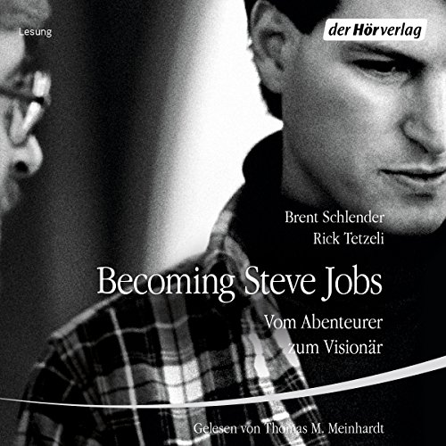 Becoming Steve Jobs     Vom Abenteurer zum Visionär              By:                                                                                                                                 Brent Schlender,                                                                                        Rick Tetzeli                               Narrated by:                                                                                                                                 Thomas M. Meinhardt                      Length: 16 hrs and 6 mins     Not rated yet     Overall 0.0