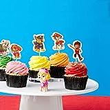Baby Shower striscioni di Compleanno e striscioni Cupcake per Il Primo Compleanno JOYMEMO Decorazioni di Compleanno di Topolino Blu per Ragazzi