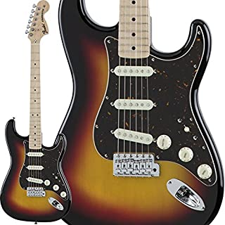 Fender Traditional 70s Stratocaster (3-Color Sunburst/Maple) [Made in Japan] (Japan Import)