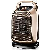 KAILUN Chauffage électrique Céramique 900w/1800w, Electrique Radiateur avec Thermostat, Petit Chauffage d'espace Ventilateur Réglage du Ventilateur Froid, Réchauffeur d'espace Personnel