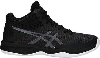 (9.5 D(M) US, Black/Black) - ASICS Men's Netburner Ballistic FF MT Volleyball Shoes