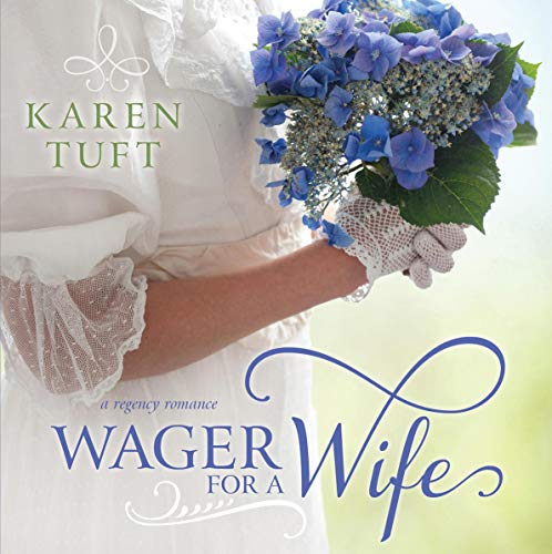 Wager for a Wife audiobook cover art