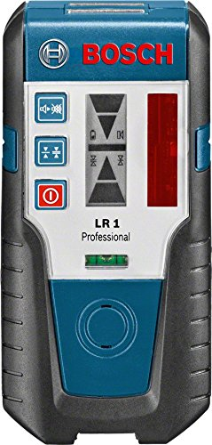Bosch Professional Rotationslaser GRL 400 H (Ein-Knopf-Bedienfeld, max. Arbeitsbereich: 400 m, in Handwerkerkoffer) - 6