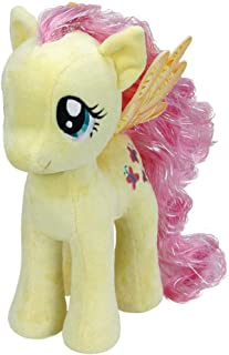 Ty UK My Little Pony Plush 11-Inch Fluttershy Buddy Plush