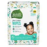 SEVENTH GENERATION BABY WIPES WITH GOOD FLIP TOP LIDS REVIEW