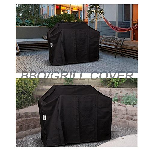 Waterproof BBQ Cover 60-Inch Light Weight Outdoor Barbecue Cover