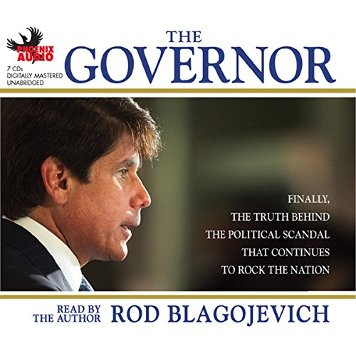 The Governor audiobook cover art