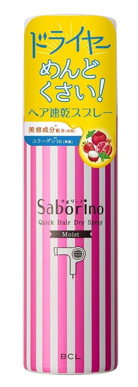 別れるほぼ針【サボリーノ】 速く乾かスプレー_高保湿タイプ_ミックスベリーの香り
