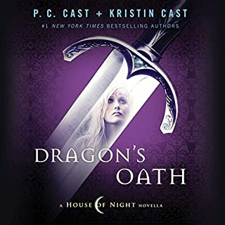Dragon's Oath audiobook cover art