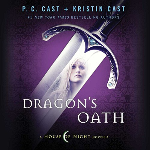 Page de couverture de Dragon's Oath