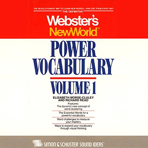 WNW Power Vocabulary audiobook cover art