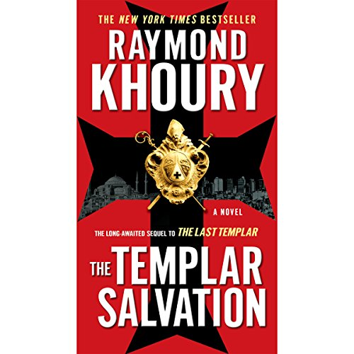 The Templar Salvation audiobook cover art