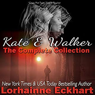 Kate and Walker: The Complete Collection audiobook cover art
