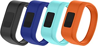 ANCOOL Compatible with Vivofit JR Bands Soft Silicone Watch Bands Wristbands Replacement for Vivofit 3/Vivofit JR2/Vivofit...
