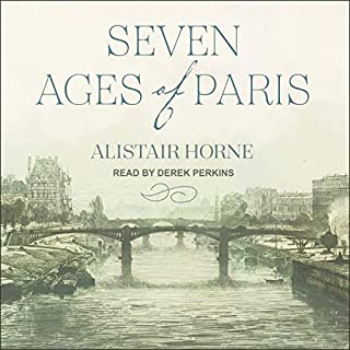 Seven Ages of Paris audiobook cover art