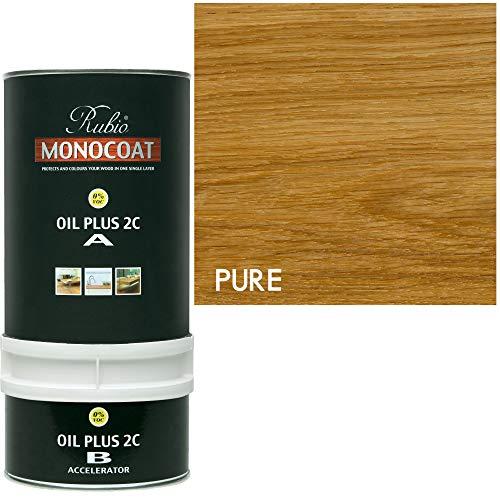 Rubio Monocoat Oil Plus 2C Farbton Pure 350 ml inkl. Härter