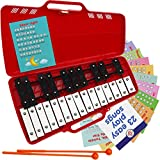 Xylophone 25 Note Chromatic Glockenspiel in a...