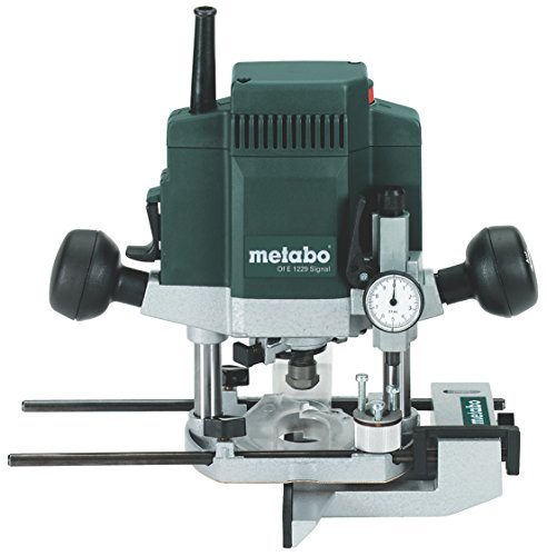 Metabo 6.01229.00 Fresatrice Verticale Elettronica, 1200 W