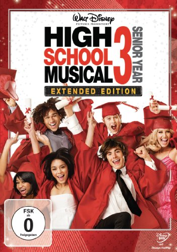 High School Musical 3: Senior Year [Director's Cut]