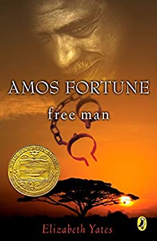 Paperback Amos Fortune, Free Man Book