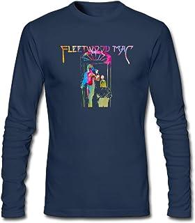 Duanfu DIY Fleetwood Mac Rumours Rock Legends Raglan Men's Long-Sleeve Fashion Casual Cotton T-Shirt