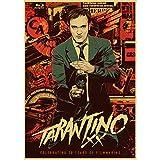 JQQBL Posters Quentin Tarantino Movie Kill Bill/Reservoir