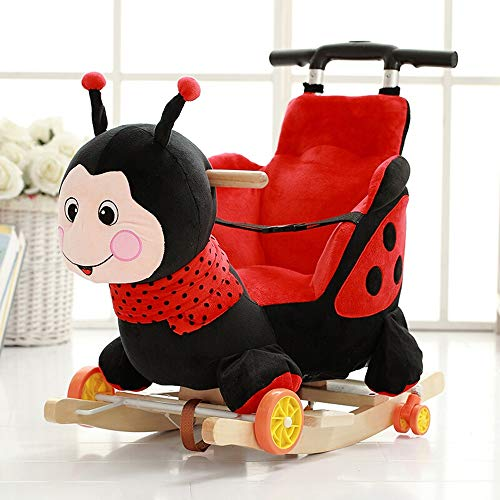 Learn More About Baby Rocking Horse Rocking Horse Standing Ride-On Horse Toy Early Childhood Educati...