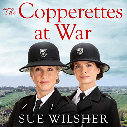 The Copperettes at War cover art