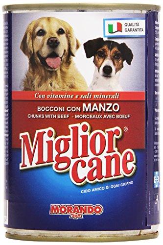 MigliorCane Bocconi Manzo 405 g