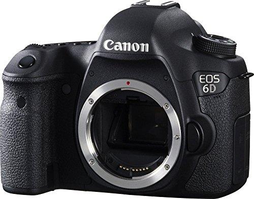 Canon EOS 6D Corpo della fotocamera SLR 20.2MP CMOS 5472 x 3648Pixel Nero