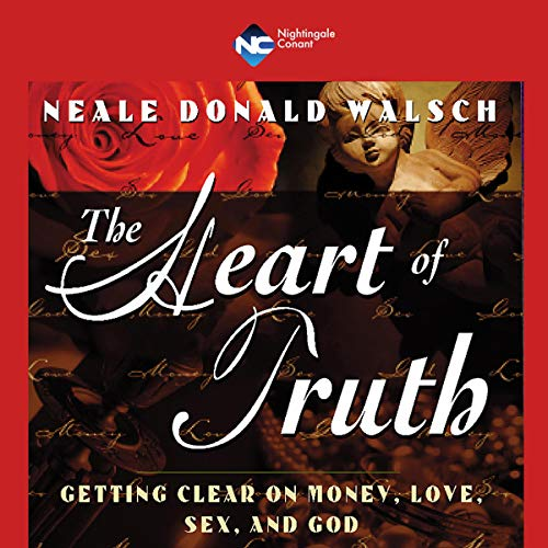 The Heart of Truth audiobook cover art