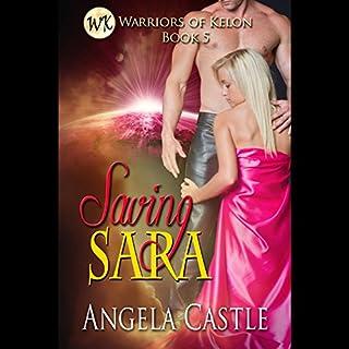 Saving Sara audiobook cover art