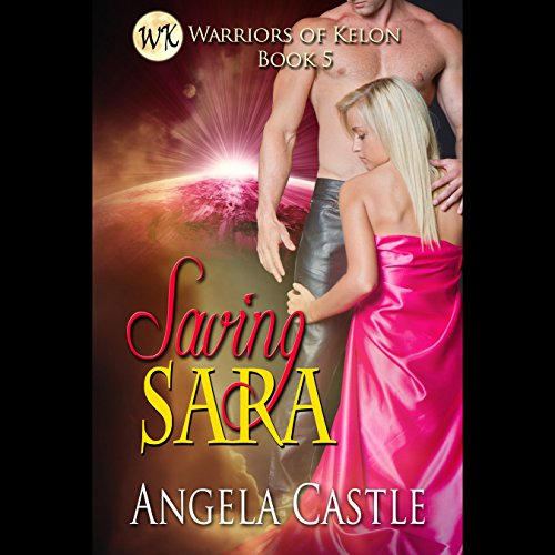 Saving Sara audiobook cover art