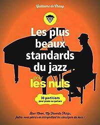 Les plus beaux standards de jazz pour les Nuls - 30 partitions pour piano
