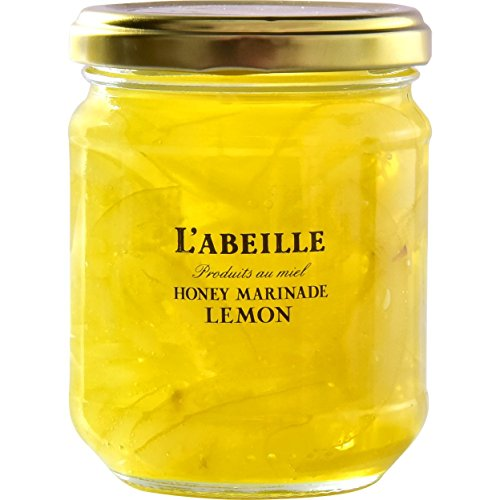 L'ABEILLE ラベイユ はちみつマリナード レモン 240g