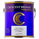 Crescent Bronze Metallic Acrylic Paint - Ready-to-Use - All-in-One...