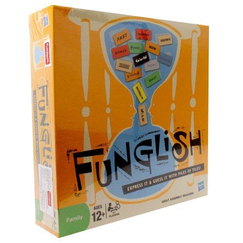 Hasbro Games Funglish