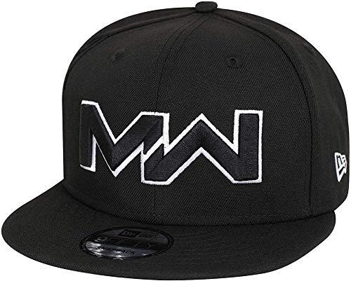 New Era - Call of Duty: Modern Warfare 9Fifty Snapback Cap - Schwarz Größe One Size, Farbe Schwarz
