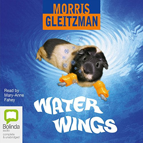 Water Wings  audiobook cover art