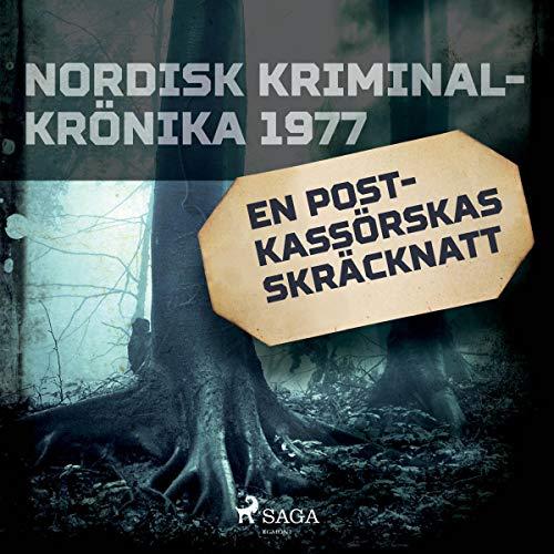 En postkassörskas skräcknatt cover art
