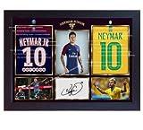 SGH SERVICES Poster 2018/19 Neymar Foto Brasilien Paris