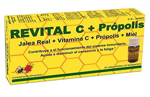 Revital C + Própolis - 20 Viales