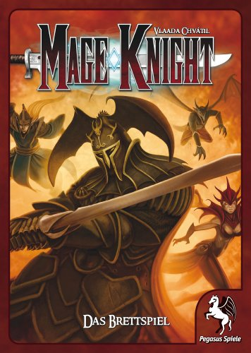 Pegasus Spiele 51840G - Mage Knight