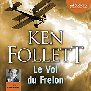 Page de couverture de Le Vol du Frelon
