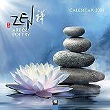 Zen Art & Poetry - Zen Kunst und Poesie 2021 (Wall Calendar)