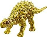 Jurassic World Dinosaurio Minmi de ataque, dinosaurio de juguete (Mattel FVJ91)